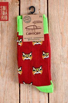 calcetines-linces-burdeos